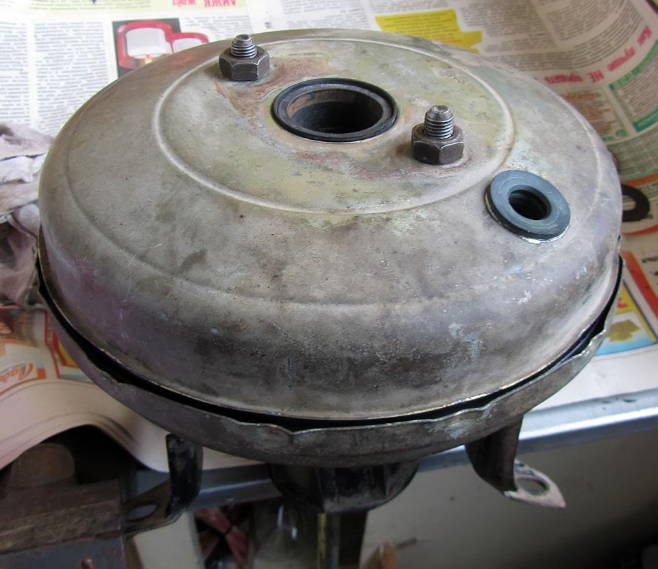 ваз 2109 вакуумный усилитель тормозов