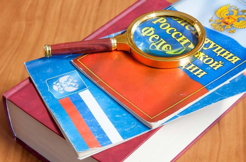 Доскональное изучение Конституции