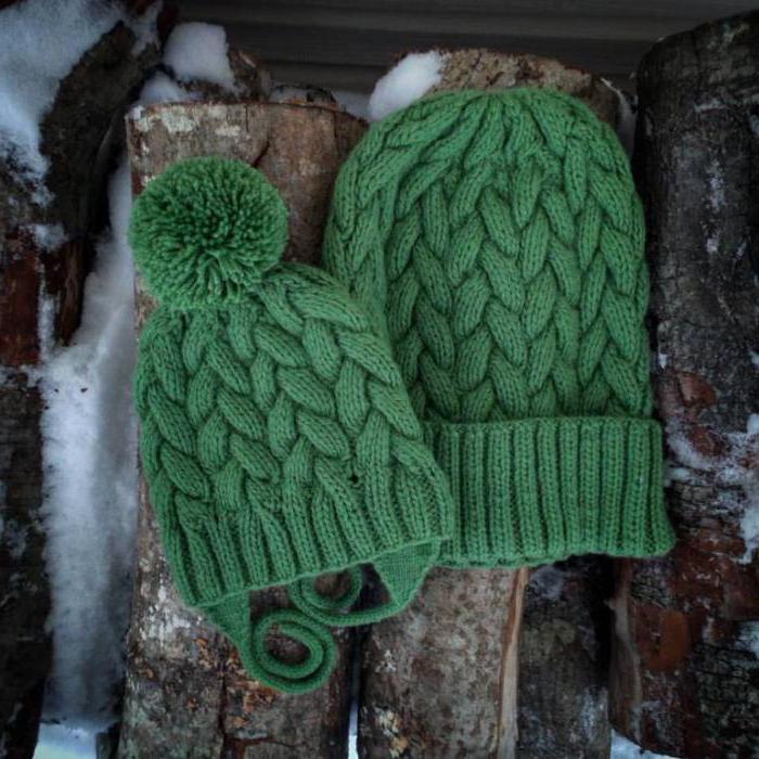 пряжа для шапки