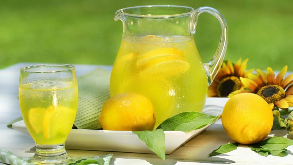 Удаление пигментных пятен лимонным соком