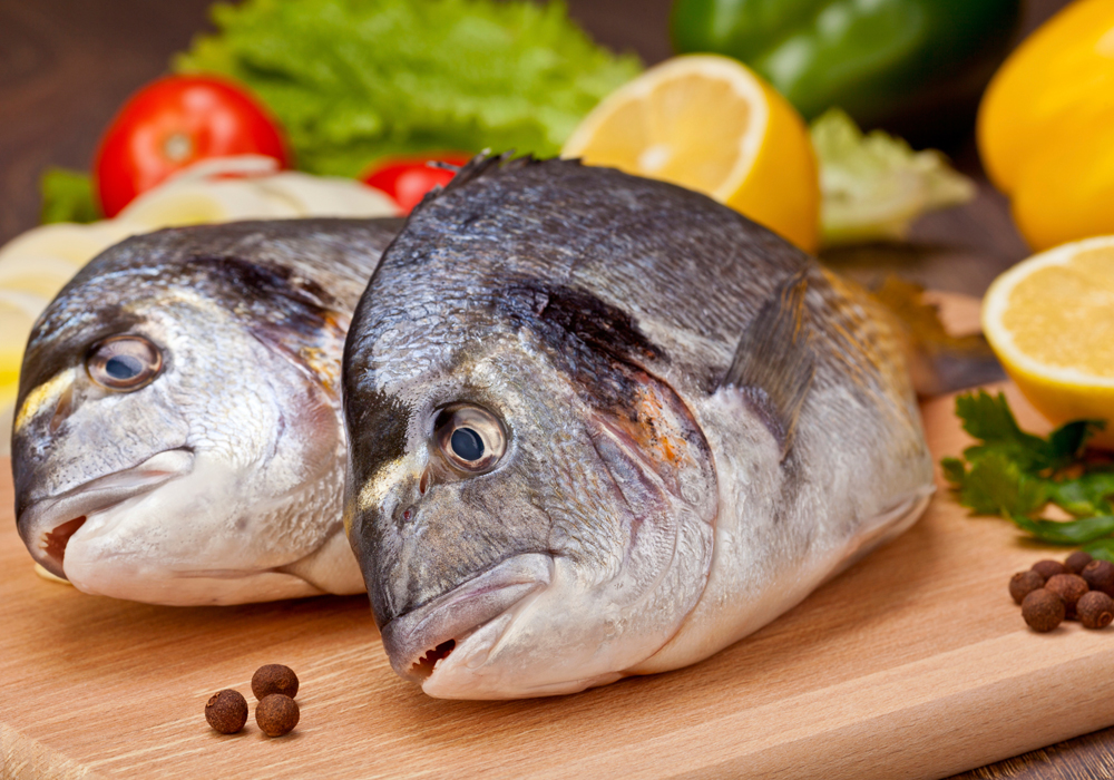 Морская рыбы названия и фото для еды