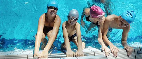олимпийский бассейн в кирове