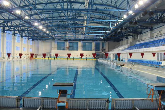 олимпийский бассейн киров фото