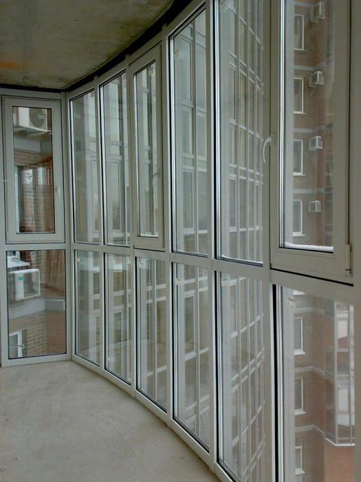 панорамный балкон дизайн