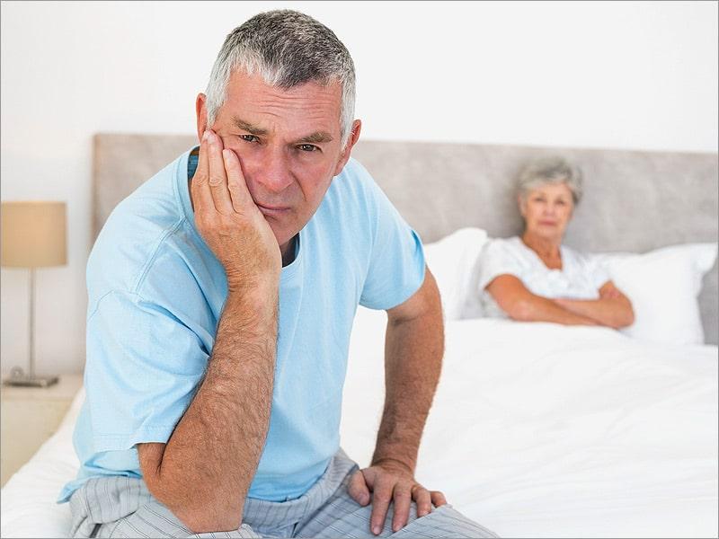 Эректильная дисфункция в 45 лет