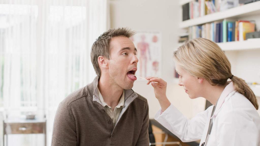 абсцесс горла симптомы и лечение