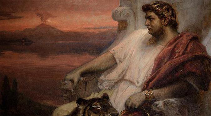 Мужские причёски древнего Рима