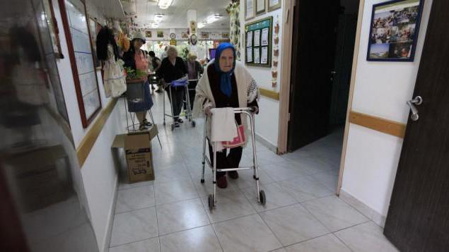 пенсия в Израиле из России