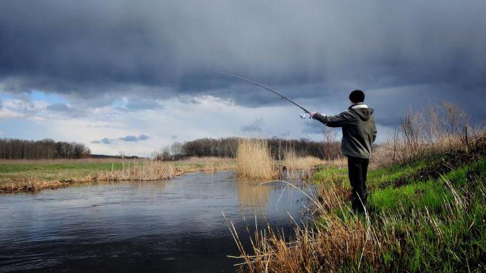 для рыбалки казахстан