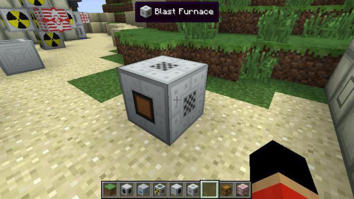 industrial craft 2 доменная печь
