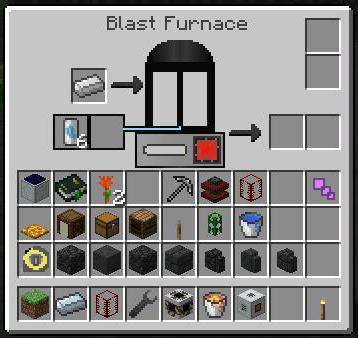 доменная печь industrial craft 2 как пользоваться