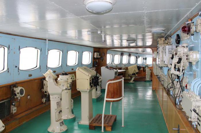 данному товару, фото внутри ледокола военным