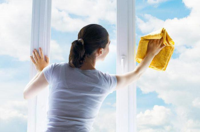 Уход за пластиковыми окнами советы