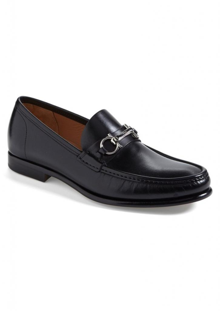 Men's loafers photo