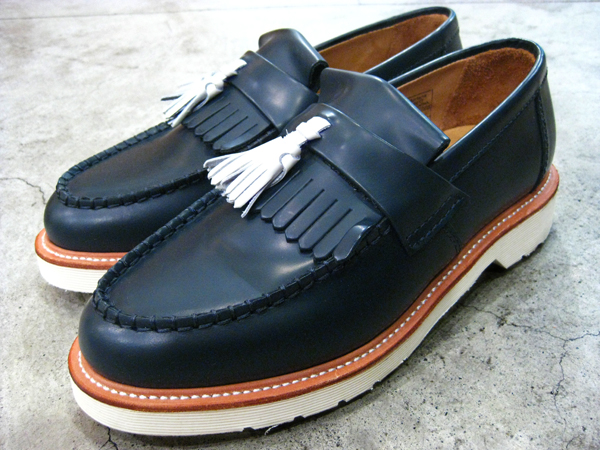 Shoes loafers are man's