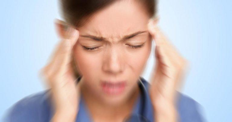 низкое давление головная боль тошнота