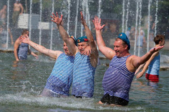 В Курске холодную воду не отключат в день ВДВ
