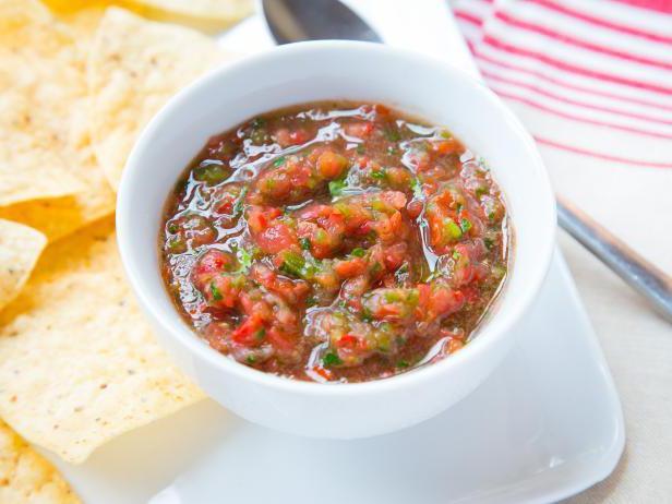 суп пюре с помощью блендера