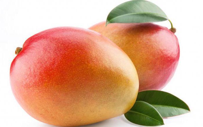 как хранить спелое манго в домашних условиях