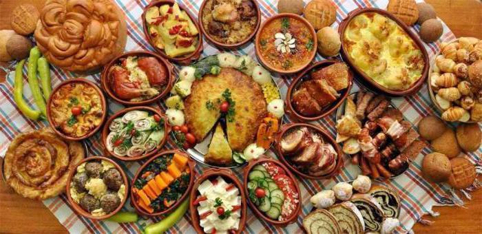 сербская кухня рецепты из мяса