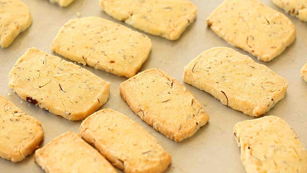 домашнее печенье для домика