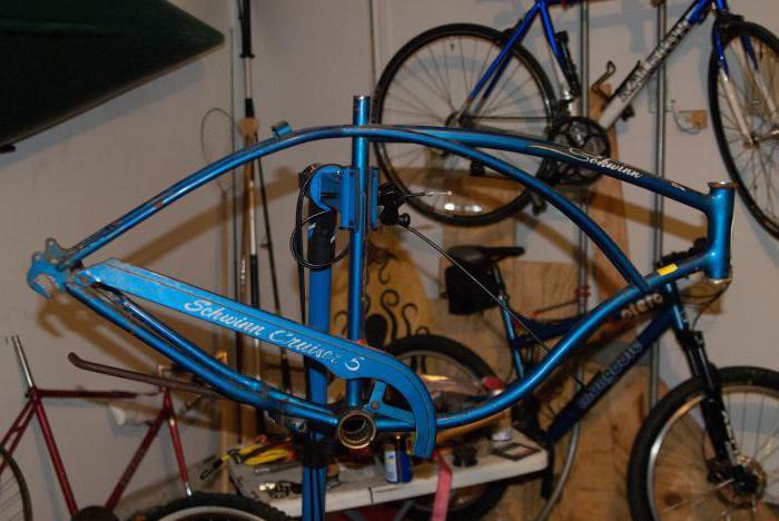как снять каретку на скоростном велосипеде