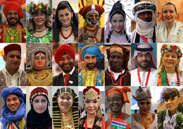 traditions in different cultures