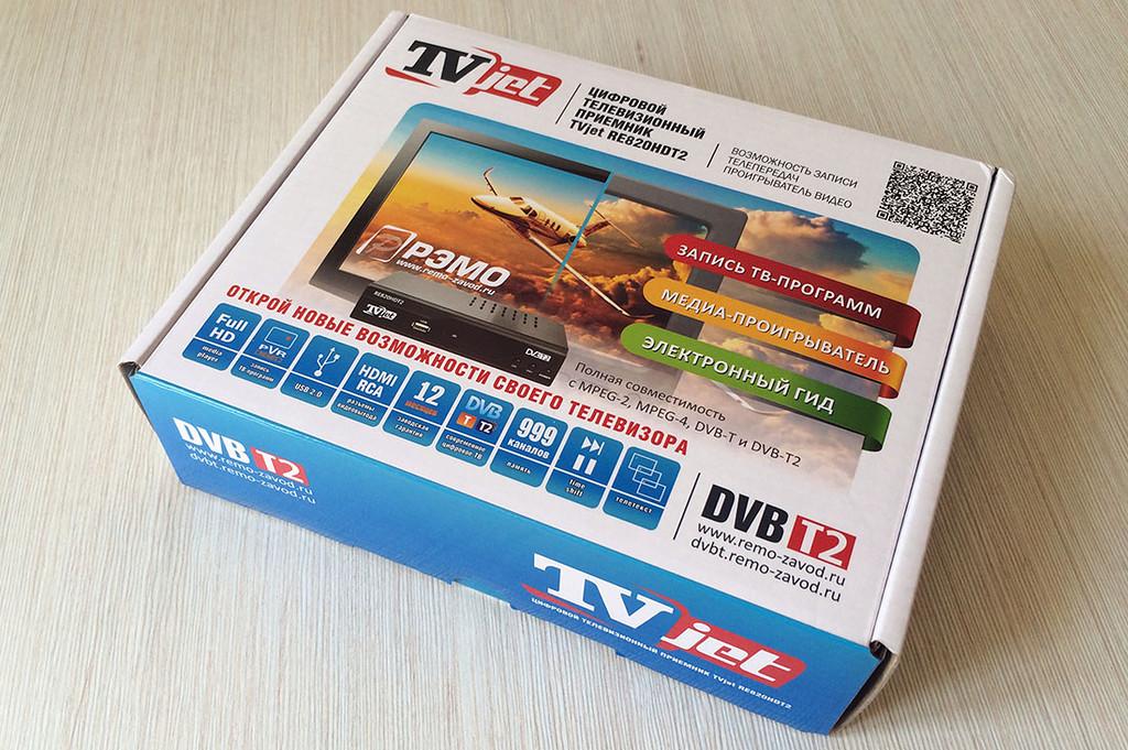 tvjet digital tv receiver