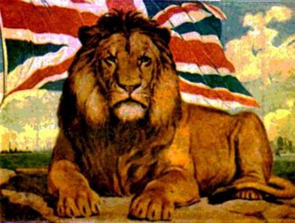 symbol of the british empire