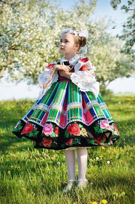 Польская одежда
