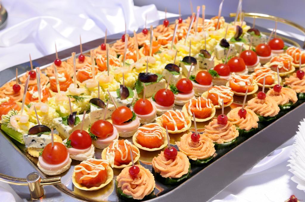 Вкусная еда на день рождения с фото и рецептами
