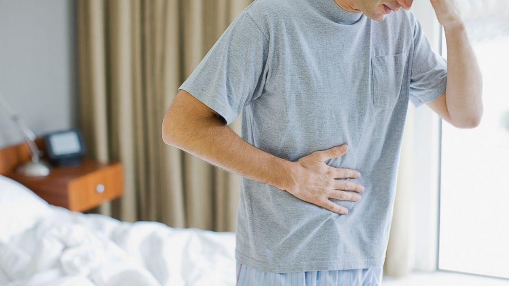 Первые симптомы рака желчного пузыря