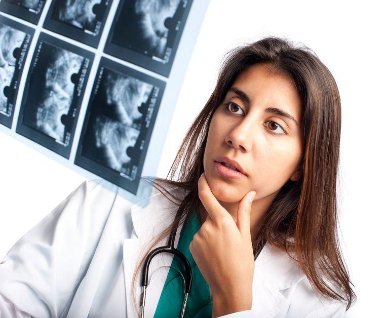 Diagnosis of mastitis
