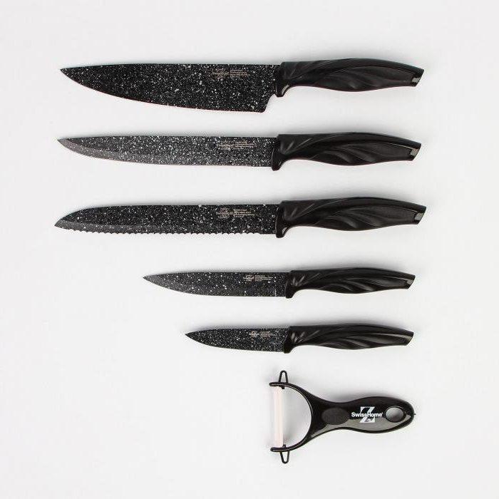 набор ножей сила гранита 6 предметов отзывы