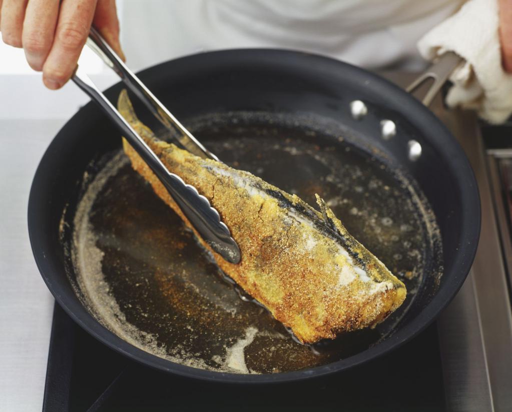 Термическая обработка рыбы
