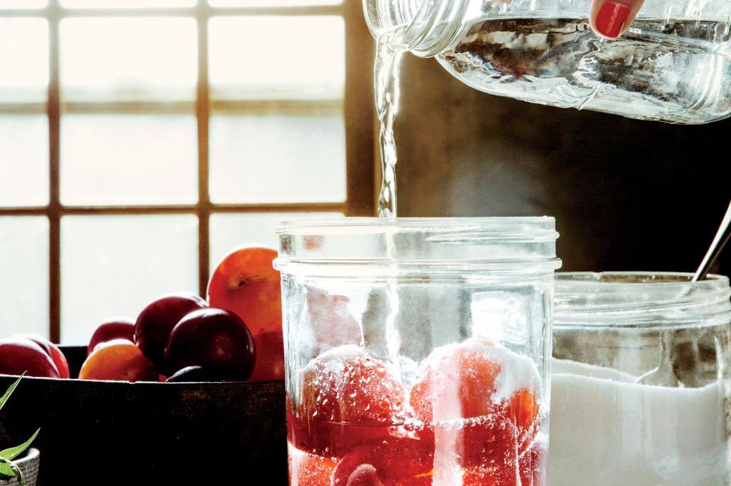 Сок из сливы в домашних условиях простой рецепт 439