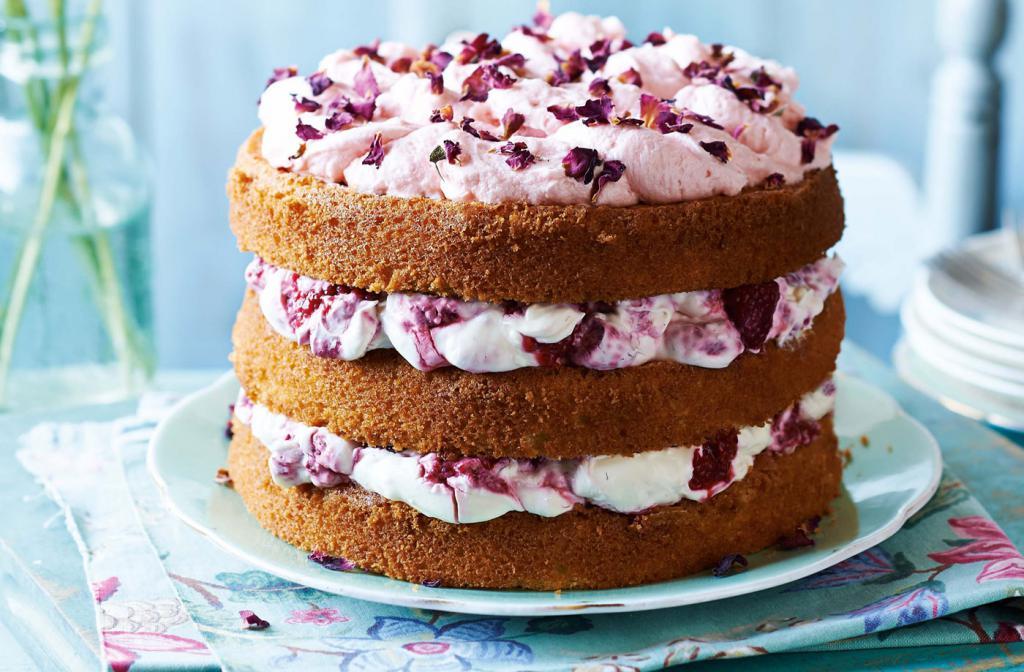 сделать крем для торта в домашних условиях