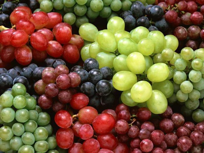 можно ли есть виноград на ночь
