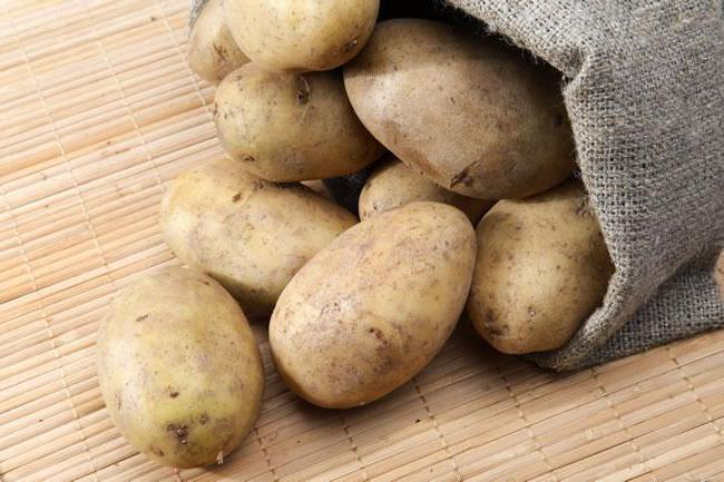 сырой картофель польза и вред
