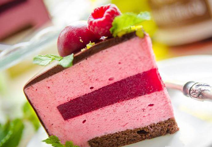 вам муссовый вишневый торт рецепт с фото привычном виде