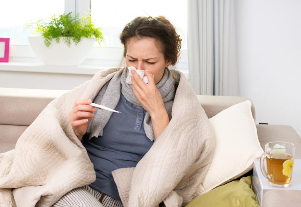 Какими травами лечить простуду