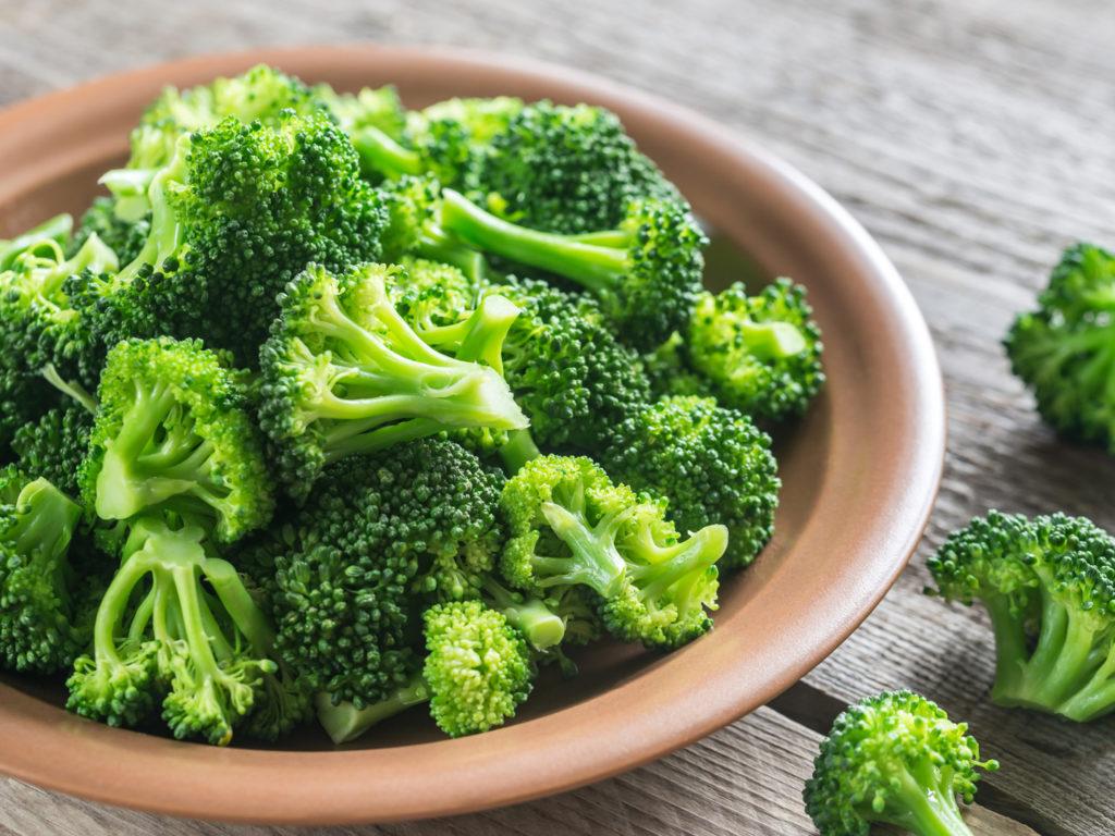 Рецепты из брокколи