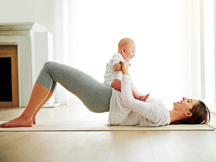 после родов сильно болят колени