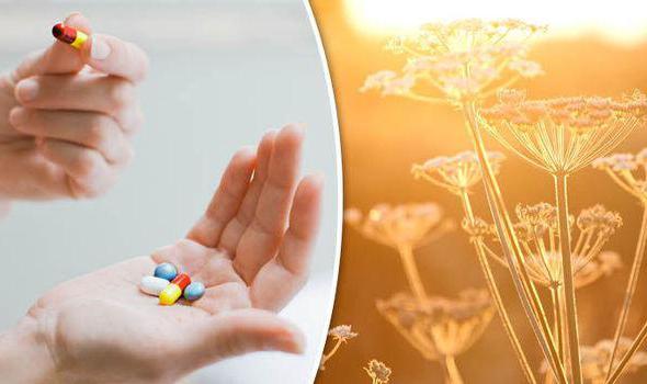 аллергия на поливитамины у взрослых
