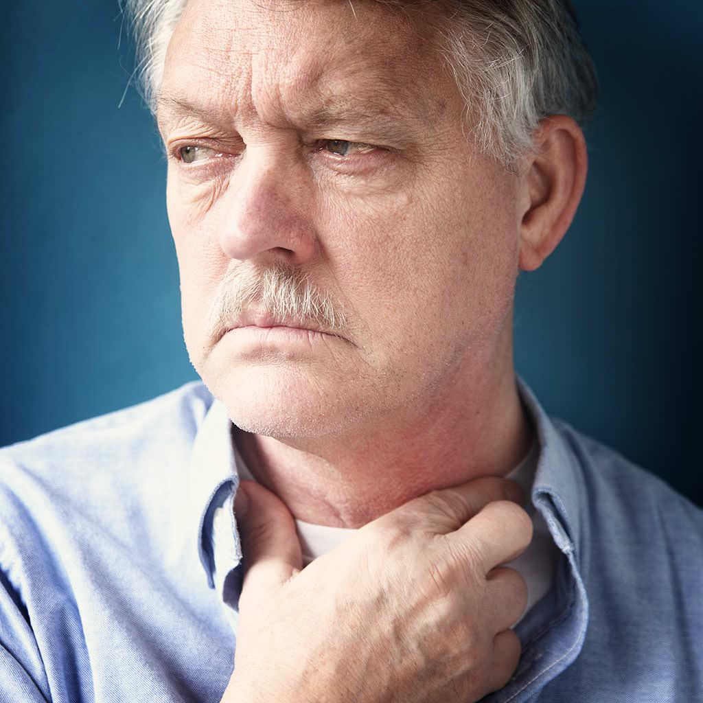 ларингоспазм у взрослых