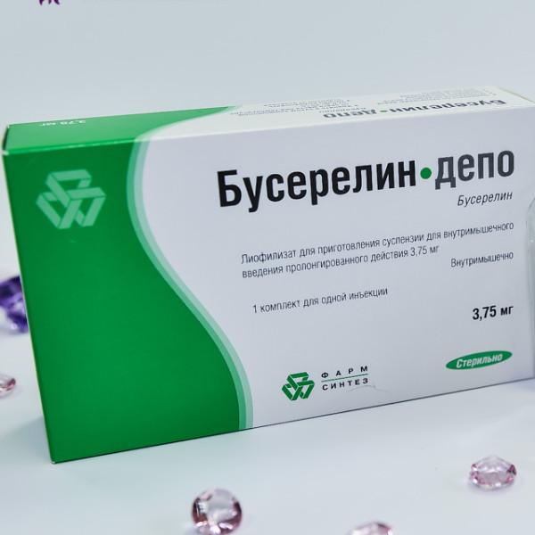 Бусерелин в менопаузе инструкция к препарату