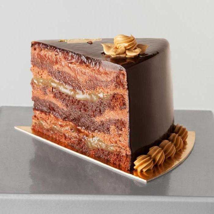 В торте прага ккал в