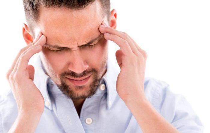 головная боль днем
