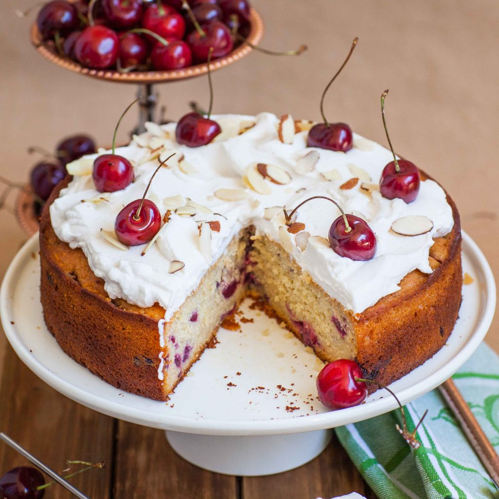 Торт с вишней рецепты 149