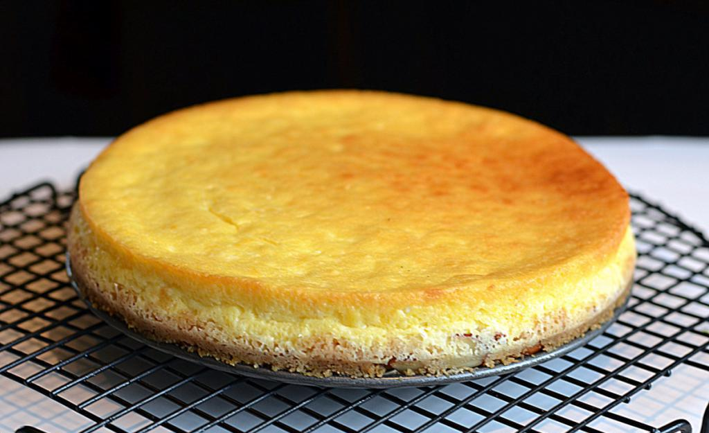 ready-made cottage cheese cake